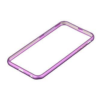 PURPLE Super Slim Aluminum Bumper - iPhone 6/6s plus