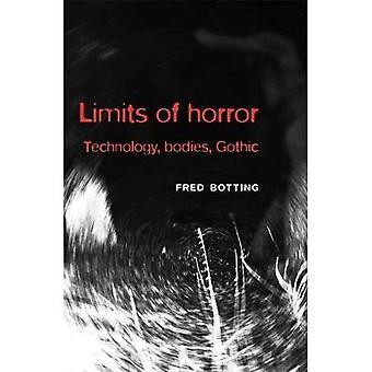 Grensene for Horror: teknologi, organer, gotisk