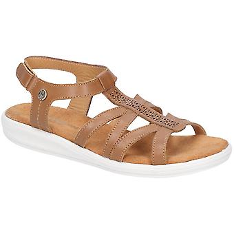 Hush Puppies Womens Callie Strappy Adjustable Summer Sandals