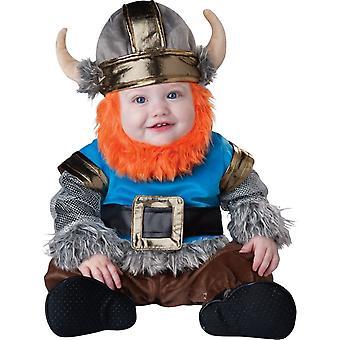 Viking småbarn dräkt