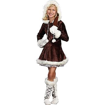 Teddy Eskimo Child Costume
