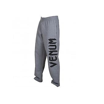 Venum Mens Giant Sweat Pants 2.0 - Gray - mma bjj ufc