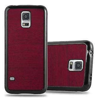 Чехол для Samsung Galaxy S5 / S5 NEO Гибкий TPU Силиконовый чехол для телефона - Чехол - ультра тонкий