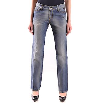 Roy Roger-apos;s Ezbc159009 Femmes-apos;s Jeans Blue Denim