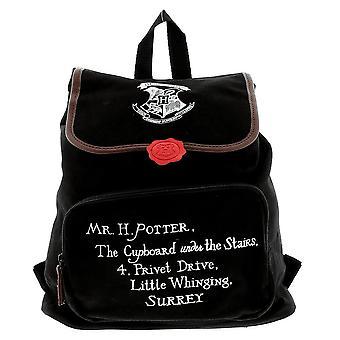 Harry Potter Hogwart akceptacja list sznurkiem plecak