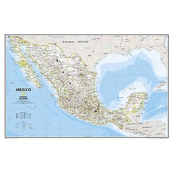 Mexico by National Geographic Maps - 9780792249795 Book