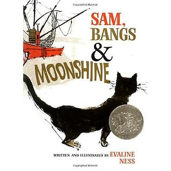 Sam - Bangs - and Moonshine by Ness - Evaline - 9780805003154 Book