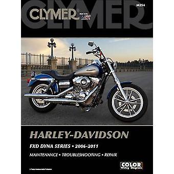 Clymer Harley Davidson FXD Dyna Series 2006-2011 by Ed Scott - 978159