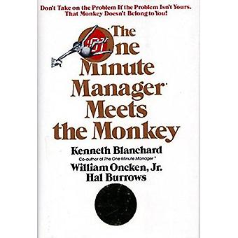The One Minute Manager Meets the Monkey by Blanchard - Kenneth H./ On
