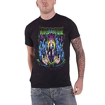 Mastodon T Shirt Unholy Ceremony Band Logo Official Mens New Black