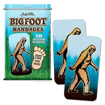 Archie McPhee Bigfoot siteet