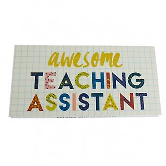 Teaching Assistant Chocolate Gift