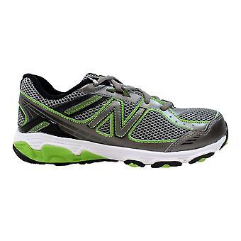 Nieuwe balans Running KJ688 grijs/groen-zwart-wit KJ688TGY vrouwen ' s