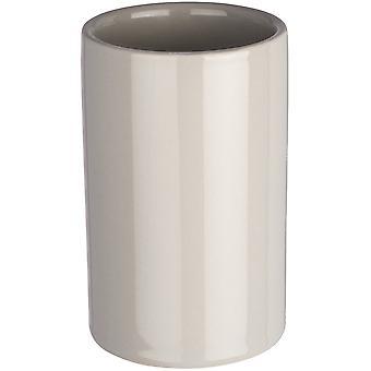 Wenko Ceramic tumbler Polaris pastelgrey