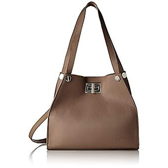 Bags4Less Gloria - دونا براون (Taupe) حقائب الكتف 11x27x31 سم (B x H T)