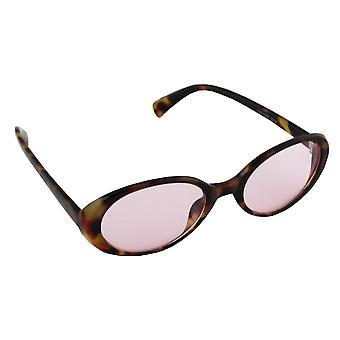 Solbriller UV 400 oval Leopard pink 2637_42637_4