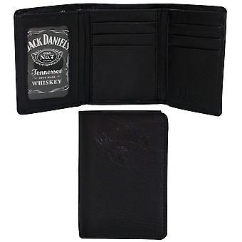 JD Black Trifold Old No 7 Wallet