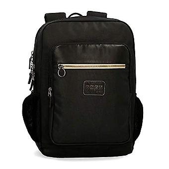 Pepe Jeans Strike Casual Backpack - 44 cm - 19 -8 litres - Black