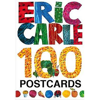 Eric Carle 100 Postcards by Eric Carle