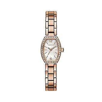 Caravelle New York Clock Donna Ref. 44L242