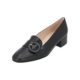 Högl 5-103530 Women's Pumps Black NEW High Heels Stilettos Heel Shoes