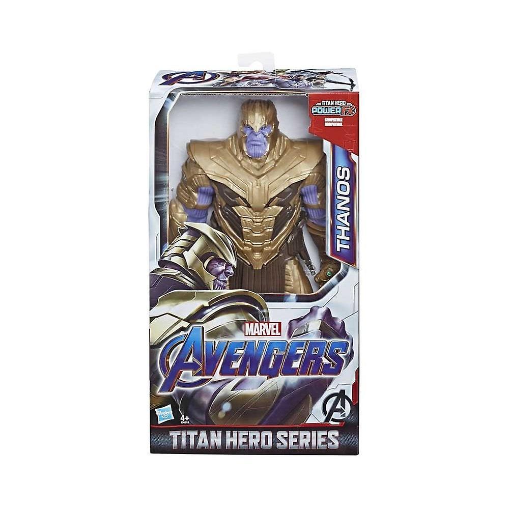 Marvel Avengers Thanos Endgame Titan hjälte Deluxe 12 tums Action figur