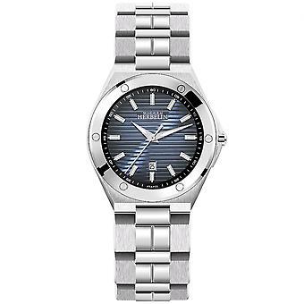 Michel Herbelin 14245-B15 Women's Cap Camarat Stainless Steel Wristwatch
