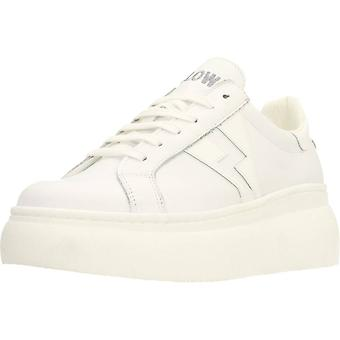 Yellow Sport / White French Kiss Shoes