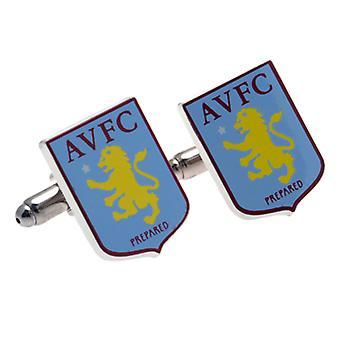 Aston Villa abotoaduras