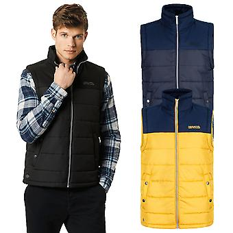 Régate Mens Hadley Water Repellent Durable Insulated Bodywarmer