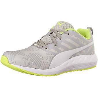 Puma Womens Flare Woven Low Top Lace Up Tennis Shoes