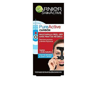 Garnier Pure Active Carbon mask Peel-off puntos Negros 50 ml unisex