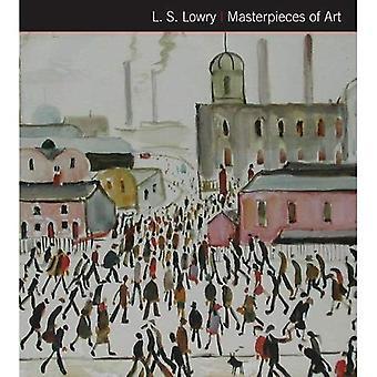 L.S. Lowry meesterwerken van kunst