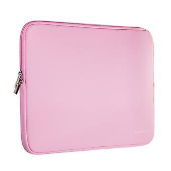 Laptop geval Case Laptop handtas 13,3 inch roze