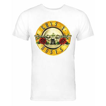 Amplificat Guns N Roses Drum Men's T-Shirt