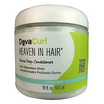 Devacurl heaven in air divine deep hair conditioner 16 oz