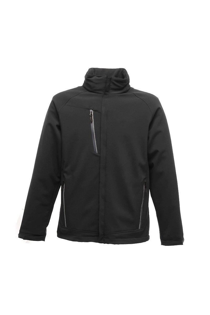 Regata profesional men's chaqueta softshell ápice tra670