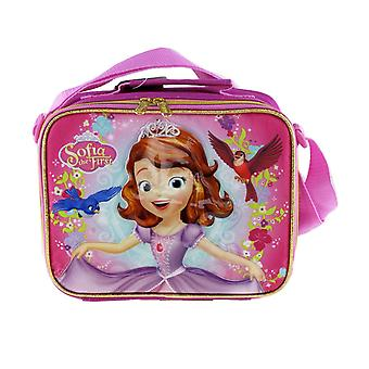 Lunch Bag - Sofia The First - Sweet & Kind Pink New 008512