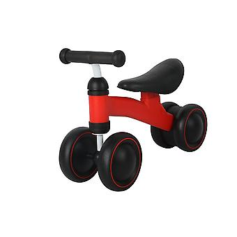 RideonToys4u Mini Ride On Trike With 6inch Wheels Red Ages 2-5 Years