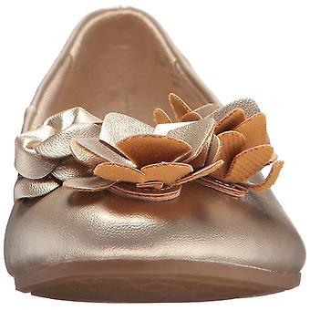 LifeStride Womens Patina Closed Toe Ballet Flats