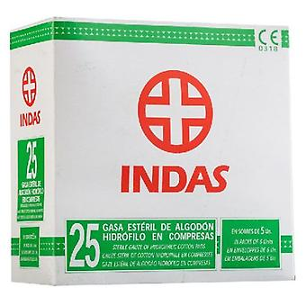Indas 50 Sterile Gauze Indas Price