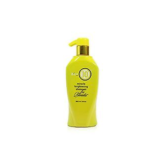 It's A 10 Miracle Brightening Shampoo (For Blondes) 295.7ml/10oz