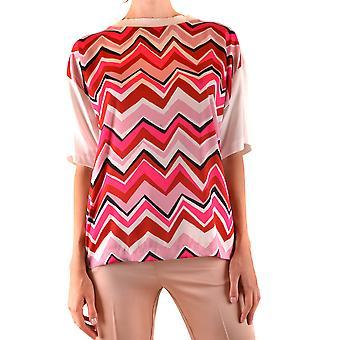 Missoni Ezbc091020 Women's Multicolor Viscose T-shirt