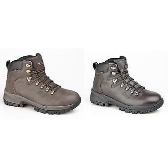 Johnscliffe Boys Canyon Leather Superlight Hiking Boots