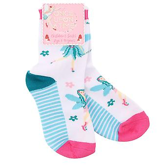Once Upon A Time Childrens/Kids Fairy Socks