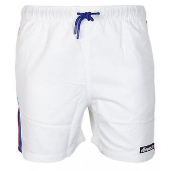 Ellesse Apiro polyester biela krátky
