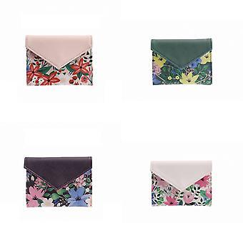 Painted & Pressed Womens/Ladies Floral Purse