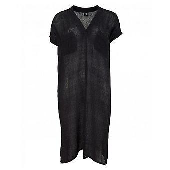 Nu Denmark V Neck Pocket Detail Dress