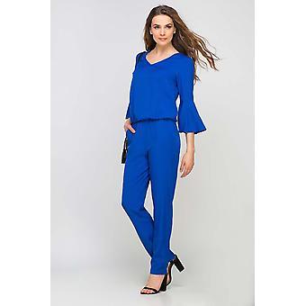 Pantalons et leggings bleu de cornflower