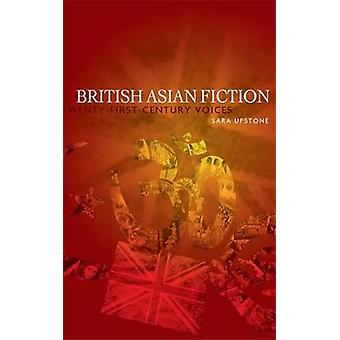 Brittiläinen aasialainen fiktio kirjoittanut Sara Upstone